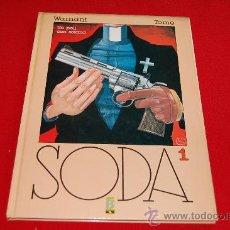 Cómics: SODA. EDICIONES B.. Lote 38367699