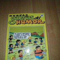Cómics: NUEVAS GALERIAS DEL HUMOR Nº 19. Lote 38407402
