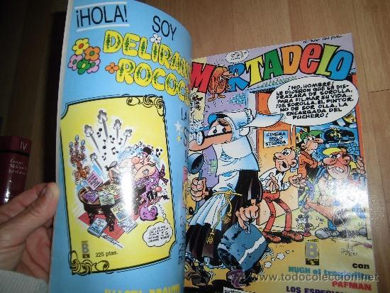 Cómics: NUEVAS GALERIAS DEL HUMOR Nº 19 - Foto 4 - 38407402