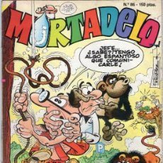 Cómics: MORTADELO - Nº 86 - EDICIONES B - AÑO 1988.. Lote 38535119