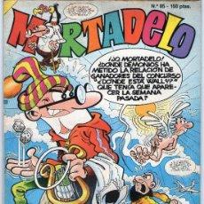 Cómics: MORTADELO - Nº 85 - EDICIONES B - AÑO 1988.. Lote 38535172