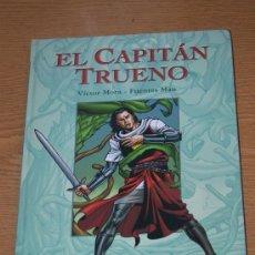 Cómics: SUPER CAPITAN TRUENO 2 VICTOR MORA FUENTES MAN . Lote 38702191