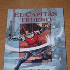 Cómics: SUPER CAPITAN TRUENO 9 VICTOR MORA BEAUMONT CARRION. Lote 38702277