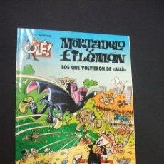 Comics : MORTADELO Y FILEMON - Nº 31 - EDICIONES B - . Lote 38721427