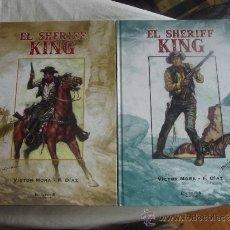 Cómics: EL SHERIFF KING TOMOS 1 Y 2 EDICIONES B . Lote 38779272