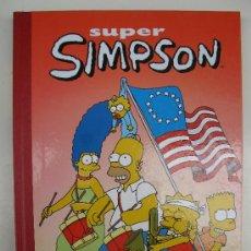 Cómics: SUPER SIMPSON - Nº 4 - EDICIONES B - AÑO 1998.. Lote 38806948