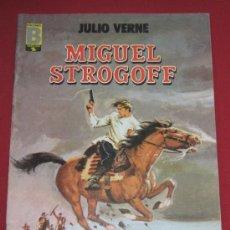 Cómics: MIGUEL STROGOFF - GRANDES AVENTURAS - EDICIONES B. Lote 39050401