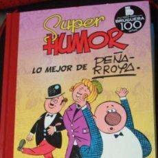 Cómics: SUPER HUMOR CLASICOS Nº10: LO MEJOR DE PEÑARROYA: DON PIO, GORDITO RELLENO…. Lote 39062187
