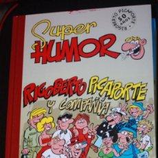 Cómics: SUPER HUMOR CLASICOS Nº4: LO MEJOR DE SEGURA: RIGOBERTO PICAPORTE, LA PANDA, CAPITÁN SERAFIN…. Lote 39062218