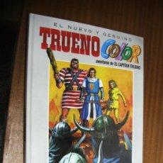 Cómics: EL NUEVO Y GENUINO TRUENO COLOR Nº 9 / LA HORDA DE KARIM Y OTRAS AVENTURAS / EDICIONES B. Lote 48922808