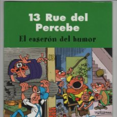 Cómics: 13 RUE DEL PERCEBE EL CASERON DEL HUMOR.. Lote 39310587