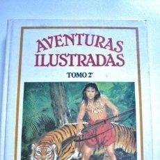 Cómics: AVENTURAS ILUSTRADAS Nº 2 - EDICIONES B . C9. Lote 39452471