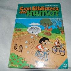 Cómics: GRAN BIBLIOTECA DEL HUMOR Nº 20. Lote 39493956