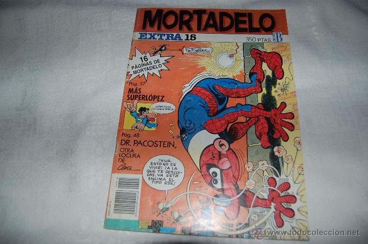 MORTADELO EXTRA Nº 15 (Tebeos y Comics - Ediciones B - Clásicos Españoles)