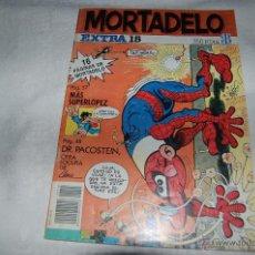 Cómics: MORTADELO EXTRA Nº 15. Lote 39494056