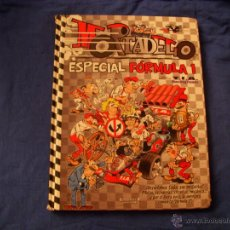 Cómics: MORTADELO ESPECIAL FÓRMULA 1, TAPA DURA, EDICIONES B. Lote 39754165