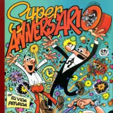 Cómics: MORTADELO SUPER ANIVERSARIO - FRANCISCO IBAÑEZ - SUPER HUMOR Nº 29 - ED. B. Lote 261948950