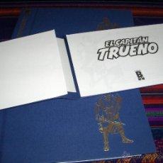 Cómics: LOTE 3 TAPAS CAPITÁN TRUENO FACSÍMIL. . TAMBIÉN SUELTAS.. Lote 39766177