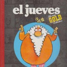 Cómics: COMIC TOMO EL JUEVES DE 2008 DIOS MIO DE J.L.MARTIN (LUXURI GOLD COLLECTION). Lote 39787840