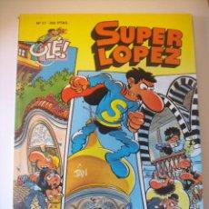 Comics - SUPER LÓPEZ - PERIPLO BÚLGARO - OLÉ! Nº 17 - 39806493