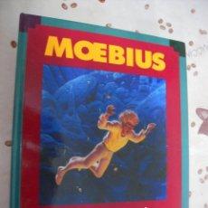 Cómics: MOEBIUS LA CIUDADELA CIEGA. Lote 39824279