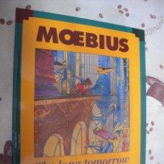 Cómics: MOEBIUS THE LONG TOMORROW. Lote 39824295
