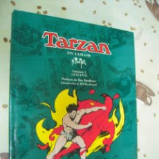 Cómics: TARZAN EN COLOR VOLUMEN 2 1932-1933 DE H. FOSTER. Lote 39824396