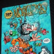 Cómics: TOP COMIC Nº16 (MORTADELO Y FILEMON).. Lote 40066761