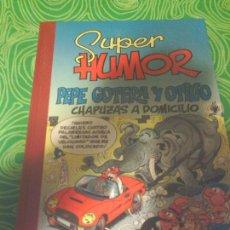 Cómics: SUPER HUMOR PEPE GOTERA Y OTILIO VOLUMEN 44. Lote 40086433