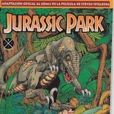 Cómics: JURASSIC PARK # 1 (EDICIONES B,1993) - GIL KANE - GEORGE PEREZ. Lote 40081880