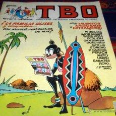 Cómics: TBO Nº 1. EDICIONES B 1988. 250 PTS. .. Lote 40124814