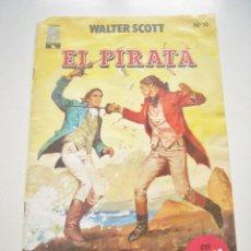 Cómics: GRANDES AVENTURAS Nº 10. EL PIRATA EDICIONES B 1987 E11 . Lote 40246144