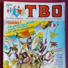 Cómics: TBO - Nº 10 - EDICIONES B - 1988. Lote 40263779