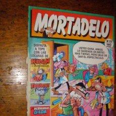 Cómics: MORTADELO - Nº 22 - EDICIONES B - 1987 -. Lote 40328471