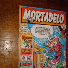 Cómics: MORTADELO - Nº 21 - EDICIONES B - 1987 -. Lote 40328520