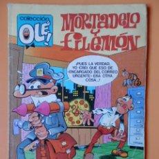 Cómics: MORTADELO Y FILEMÓN. OLÉ! 71-M. 78 - FRANCISCO IBÁÑEZ. Lote 40275255