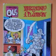 Cómics: MORTADELO Y FILEMÓN. OLÉ! 204-M. 136 - FRANCISCO IBÁÑEZ. Lote 40275536