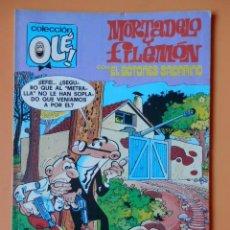 Cómics: MORTADELO Y FILEMÓN, CON EL BOTONES SACARINO. OLÉ! M. 239 - FRANCISCO IBÁÑEZ. Lote 40275601