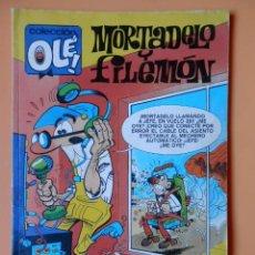 Cómics: MORTADELO Y FILEMÓN. OLÉ! 19-M. 205 - FRANCISCO IBÁÑEZ. Lote 40275659
