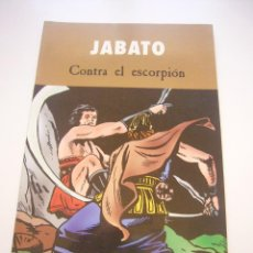 Cómics: JABATO - CONTRA EL ESCORPION EDICIONES B - 2003 E3. Lote 40651782