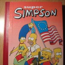Cómics: SUPER SIMPSON Nº 4 - ED. B. Lote 40655722
