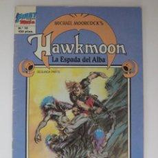 Cómics: HAWKMOON. LA ESPADA DEL ALBA Nº 10. FIRST COMICS. TEBEOS SA. EDICIONES B. Lote 40746750