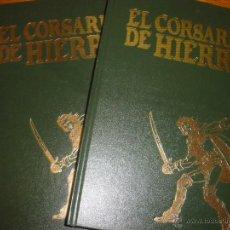 Cómics: EL CORSARIO DE HIERRO, EDICIONES BRUCH. TOMO 4.. Lote 30925127