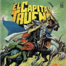 Comics : EL CAPITÁN TRUENO. EDICIÓN HISTÓRICA. Nº 120. Lote 58106831