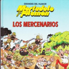 Cómics: MORTADELO Y FILEMON..2 TOMOS GRANDES DEL HUMOR. Lote 41225641