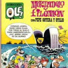 Cómics: MORTADELO Y FILEMÓN CON PEPE GOTERA Y OTILIO**NÚM 240-M33. Lote 41687937