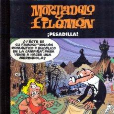 Cómics: MORTADELO Y FILEMÓN - ¡PESADILLA! - EDICIÓN ESPECIAL. Lote 41779017