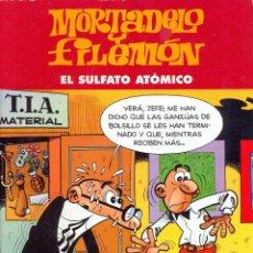 Cómics: MORTADELO Y FILEMÓN - EL SULFATO ATÓMICO - EDICIÓN ESPECIAL. Lote 41779117