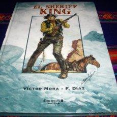Cómics: EL SHERIFF KING Nº 2. EDICIONES B 1ª EDICIÓN 2007. REGALO Nº 55 EL OJO DEL DIABLO. BRUGUERA 1973.. Lote 41797971