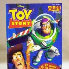 Cómics: COMIC, TOY STORY, EDICCIONES B, DISNEY, 1995. Lote 207072752